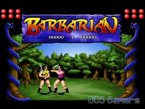 Barbarian on Windows 8 and Windows 7.